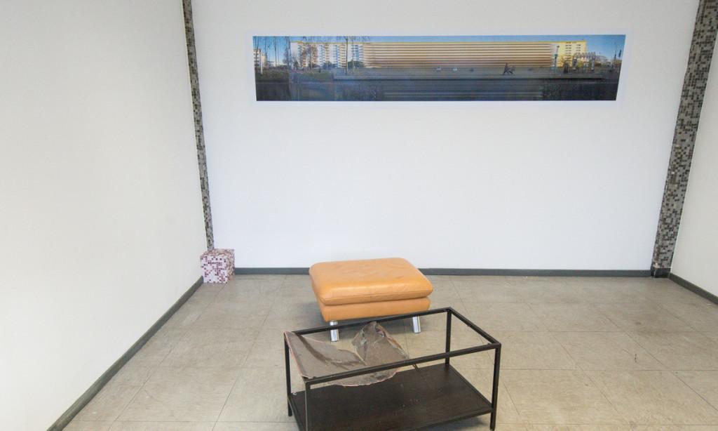 Ausstellung: ELAN COMPREX (06/2016 Zollamt Studios - Offenbach am Main)